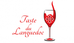 Taste du Languedoc Wine Tours Logo - Rectangle.