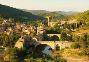 View of Corbiers France