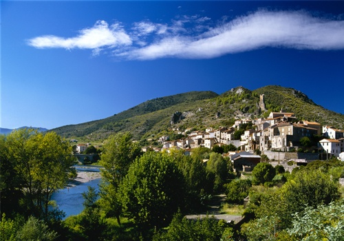 Image of St Chinian France