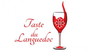 Taste du Languedoc Wine Tours Logo - Rectangle.