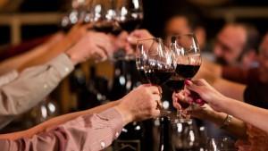 Wine Tasting, Cheers!
